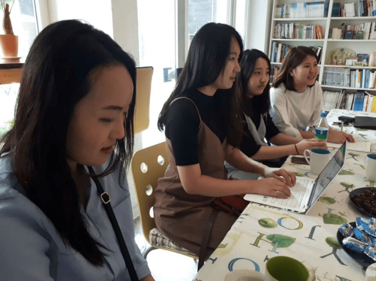 뉴스 - 덕성여대 글로벌 챌린저 팀 방문