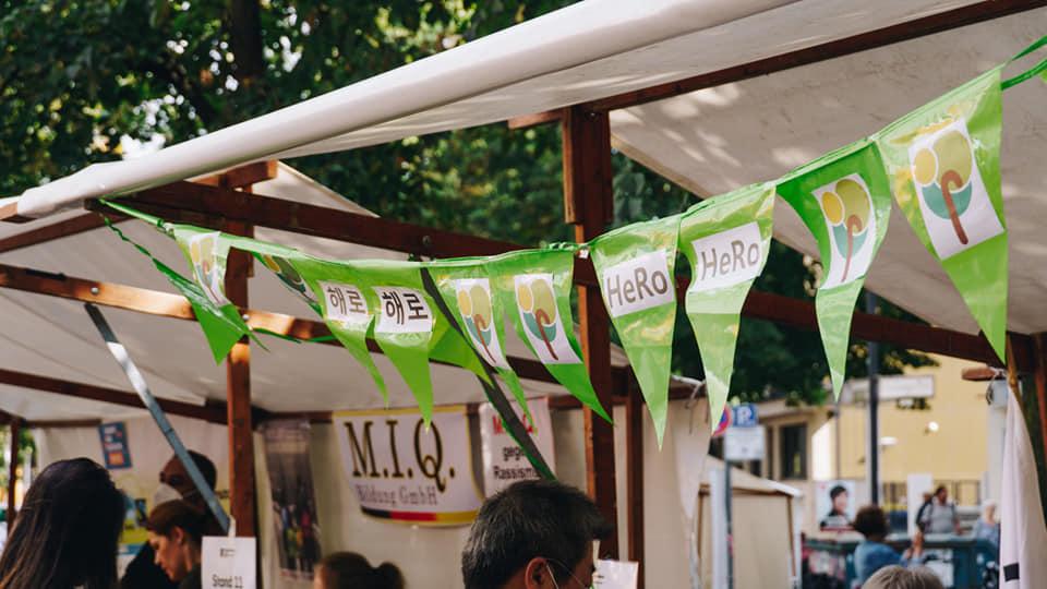 다문화축체(Das Fest der Vielfalt) 참가